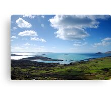 West of Ireland - Ring of Kerry Canvas Print