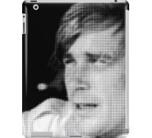 James Hunt iPad Case/Skin