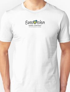 Eurovision Song Contest 2016 T-Shirt