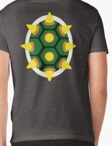 Bowser Shell Mens V-Neck T-Shirt