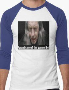 faramir a son? Men's Baseball ¾ T-Shirt