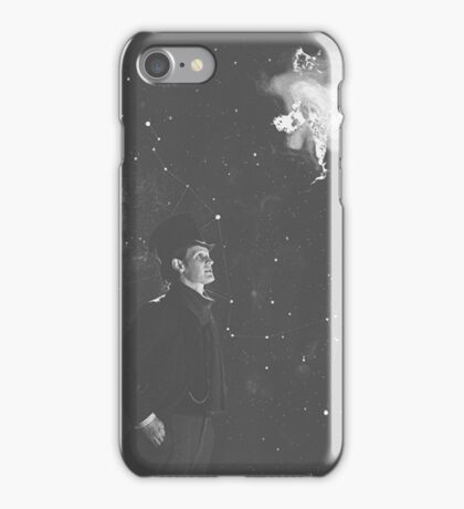 the doctor stargazing iPhone Case/Skin
