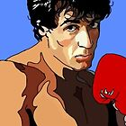 Rocky Balboa by ipodartist