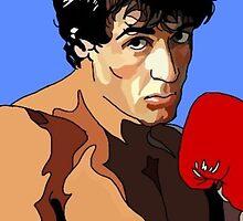Rocky Balboa by ipodartist