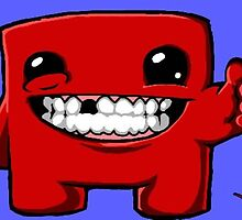 SUPER MEAT BOY! by ipodartist