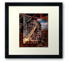 Freedom from within Framed Print