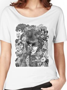 Hatter's Tea Party Women's Relaxed Fit T-Shirt