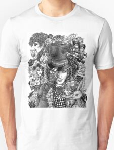 Hatter's Tea Party Unisex T-Shirt