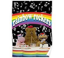 Rainbow Rockers Poster Poster