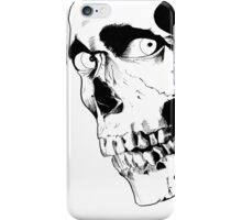 Evil Dead Skull iPhone Case/Skin