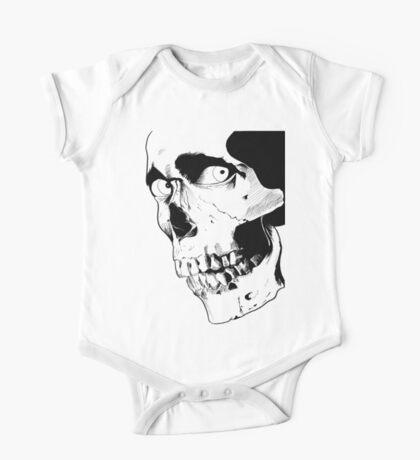 Evil Dead Skull One Piece - Short Sleeve