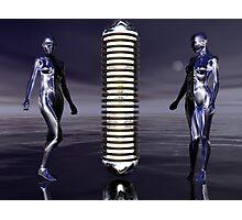 Mirror Twins Photographic Print