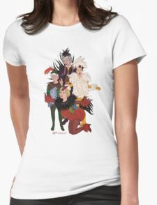 Henny Penny Womens Fitted T-Shirt