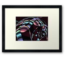 Broca's Brain Framed Print