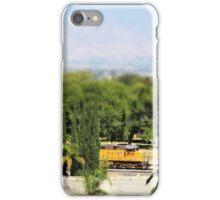 Miniature Train iPhone Case/Skin