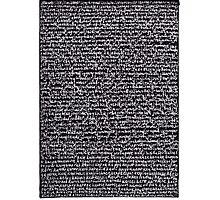"""Dictionary 33"" (island authority-kidney machine) Photographic Print"