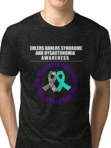 Ehlers Danlos Dysautonomia Tri-blend T-Shirt
