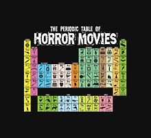 Periodic Table of Horror Movies T-Shirt