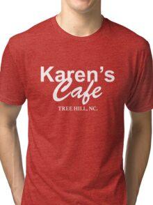Karen's Cafe shirt – One Tree Hill, Lucas Scott Tri-blend T-Shirt