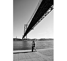 Romantic Lisbon Photographic Print