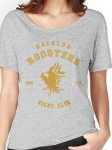Bacolod Roosters RFC Women's Relaxed Fit T-Shirt