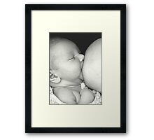 Forever bond Framed Print