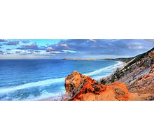Rainbow Beach - Double Island Point Photographic Print