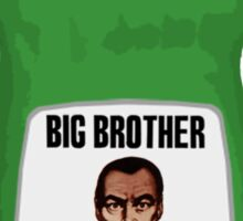Big Brother is Washing You Sticker