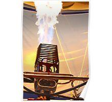 Fire Robot  Poster