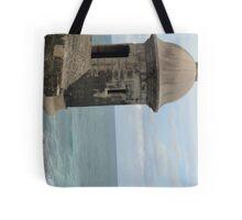 On Guard - San Juan Puerto Rico Tote Bag
