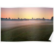 Belt of Fog Poster
