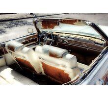 Texas Cadillac - Fort Worth , Texas Photographic Print