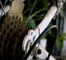 Rusted Gears by illPlanet