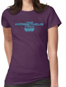 Prometheus - Weyland Corp - Crew Womens Fitted T-Shirt