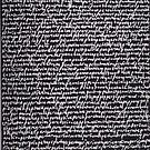 """""""Dictionary 46"""" (patrimony-peroration) by Michelle Lee Willsmore"""