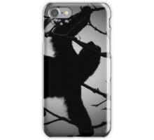 moonlit sloth iPhone Case/Skin
