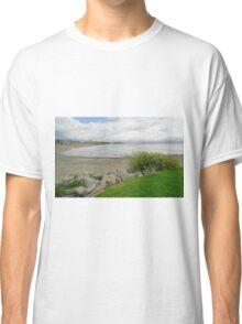 Criccieth bay, North Wales Classic T-Shirt