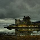 Eilean Donan Castle by Chris Cherry