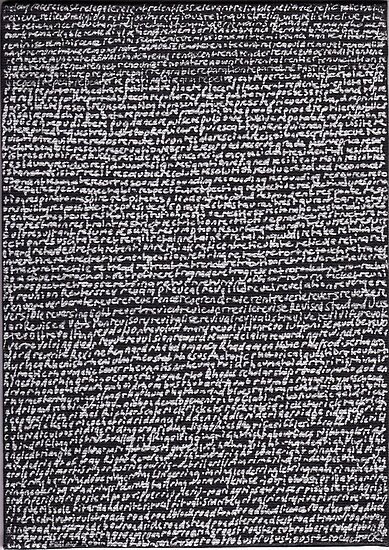 """""""Dictionary 54"""" (relay-rock) by Michelle Lee Willsmore"""
