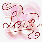 Love and Heart by FoxfireDesigns