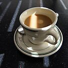 Cream And Sugar, with a few shadows please! by SuddenJim