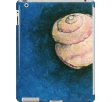 Sea shell iPad Case/Skin