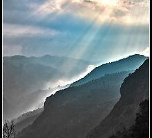 Rays of hope by HegdeG