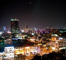 Saigon By Night by phil decocco