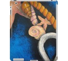 Sea themed still life iPad Case/Skin