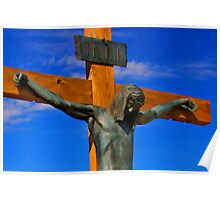 Jesus of Nazareth The King of The Jews Poster