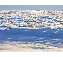 Above the Clouds 2 Photographic Print