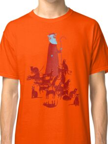 Herding Cats Classic T-Shirt