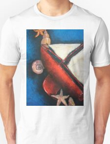 Sea themed still life Unisex T-Shirt