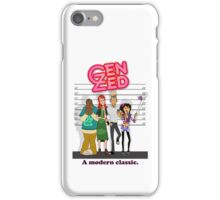 Genusual Suspects iPhone Case/Skin